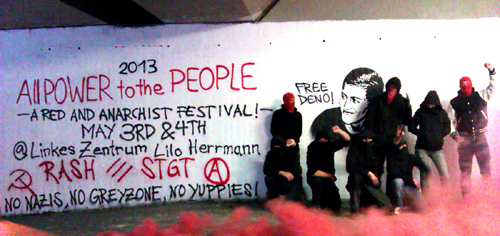 ALL POWER TO THE PEOPLE – A RED AND ANARCHIST FESTIVAL ...