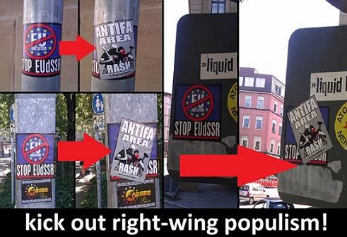 Libertäre Aktion Rash Stuttgart Red And Anarchist